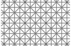"""Kevin Green on Twitter: """"This Disappearing Dots Optical Illusion Will Drive You…"""