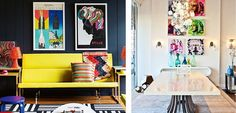 salon pop art - Buscar con Google
