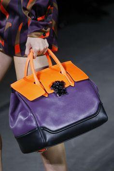 Versace Fashion Show Details