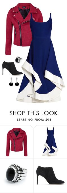 """""""Untitled #931"""" by tapping-raven ❤ liked on Polyvore featuring Topshop, Esteban Cortazar, Sergio Rossi and Bling Jewelry"""