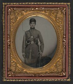 [Unidentified young soldier