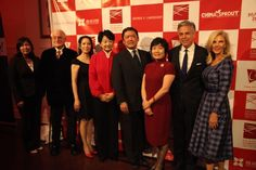 China Arts Foundation International honorees
