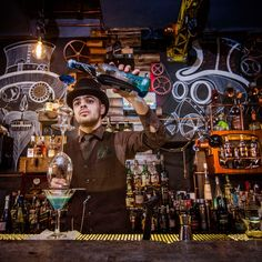 The Wackiest Themed Bars in the World