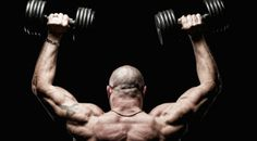 """Avoid these training mistakes in your quest to construct dynamic delts, by coach Eric Broser, aka """"Merlin."""""""
