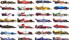 The Best F1 Liveries Ever