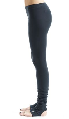 Arya Yoga Clothes / Black Leggings With Spats / Handmade / Yoga / Women / Extra Long Leggings. Arya Yoga Clothes / Black Leggings With Spats / Handmade / Yoga / Women / Extra Long Leggings / Ary Yoga Leggings, Black Leggings, Yoga Pants, Stirrup Leggings, Yoga Girls, Workout Attire, Workout Wear, Workout Outfits, Workout Tanks