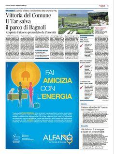 Parco di #Bagnoli: Tar respinge il ricorso della #Cementir