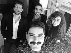(35) Twitter'da #herşeyseniniçin etiketi Hayat And Murat, Fiction Stories, Turkish Actors, Best Couple, Drama, It Cast, Celebs, Actresses, Couples