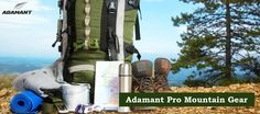 Adamant Mountain Gear