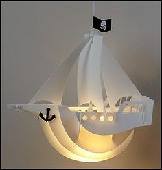 Decorating theme bedrooms - Maries Manor: pirate ship beds
