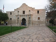 The Alamo, San Antonio Texas ~ This is actually the chapel, the only remaining thing left of the Alamo. My first visit here was in the summer of 1983 when they had no air conditioning. I hated it. First impression then was terrible. My second visit was in the mid-1990s and they upgraded with A/C. It was more tolerable. I love history, but this did not move me. There's not much to really see. Mostly a gift shop and the best thing is the AC.