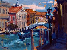 Charles Sovek, Artist and Author | Oldies But Goodies - Exhibit: Memories of Greece and Italy