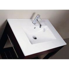 """Found it at Wayfair - 25"""" Single Bathroom Vanity Top"""