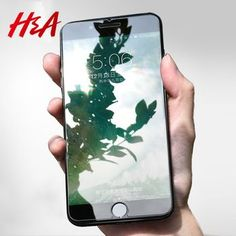 H&A 9H 0.3mm Premium Tempered Glass For iPhone X 8 7 6 6s Plus Screen Protector For iPhone 7 8 X 6 6s 5 5s 10 Protective Glass  Price: 1.23 USD #iphonexscreenprotector,