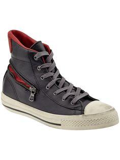Converse By John Varvatos | Chuck Taylor All Star Zip #conversebyjohnvarvatos #sneakers