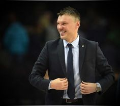 Sarunas Jasikevicius giving life lessons.  Reporter :  Coach what you think about Augusto Lima going away in the midst od series to attend the birth of his child ?  Jasikevicius : What do I think about it ? I allowed him to go.  Reporter :  But is it normal for a player to leave  the team during the Semi finals?  Jasikevicius : Do you have kids ? When you have kids yougster you will understand because that's the height of a human experience.Do you think basketball is the most important thing…