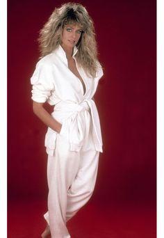 Farrah Fawcett 70s Fashion | Farrah Fawcett icône des années 70 | Glamour