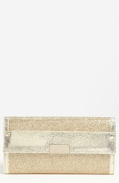 #Nordstromweddings    Jimmy Choo 'Reese' Clutch available at #Nordstrom