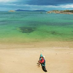 And we have an amazing sea kayaking trail. | 28 Things About Scotland That Will Surprise You