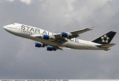 Photo United Airlines Boeing 747-422 N121UA