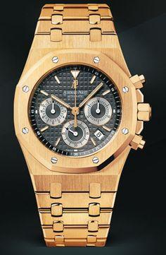 dce577f748e Royal Oak Chronograph. Dream Watches