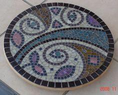 Hand crafted glass and ceramic mosaics, muni's mosaics, mosaic art, peterborough Mosaic Patio Table, Mosaic Coffee Table, Mosaic Tray, Ceramic Mosaic Tile, Mosaic Crafts, Mosaic Projects, Mosaic Designs, Mosaic Patterns, Mosaic Furniture