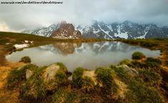 Reflection in a little lake by BendottiIvano
