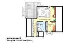 case-de-vis-pe-doua-nivele-two-story-dream-homes-8 Floor Plans, Design, Houses, Projects, Modern, Design Comics, Floor Plan Drawing
