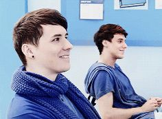I loved their part in this! #amazingphil #danisnotonfire #YouTubeRewind