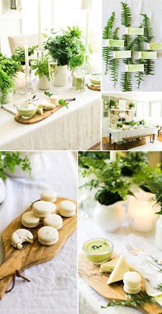A Fairytale Fern and White Linen Luncheon | www.amynicolephoto.com | Amy Cherry