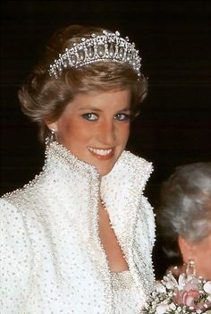 Princess Diana is someone I have admired my whole life. She is so graceful, charming, beautiful, and so compassionate.