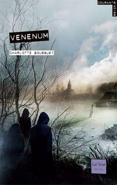 Venenum  Auteur : BOUSQUET Charlotte Illustrateur : POLICE Aurélien