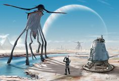 Cientista sugere que alienígenas possam ser enormes - OVNI Hoje!