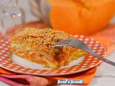 Zucca e patate al forno sono un piatto semplice da preparare ma gustosissimo...provate la mia ricetta!