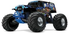Son of a Digger (Monster Truck) RC Car