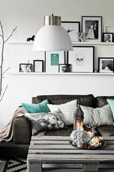 Norwegian Living Rooms