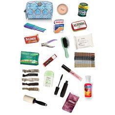 Girls emergency kit