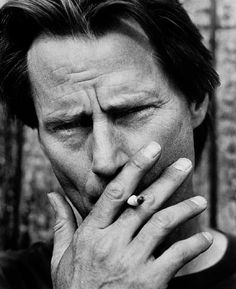 TitleSam Shepard, Virginia Work Date1988 Mediumsilver gelatin print    by Herb Ritts Photography  *Printed as a limited edition