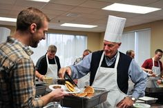 Tyndale Celebrates Its 12th Annual Pancake Breakfast