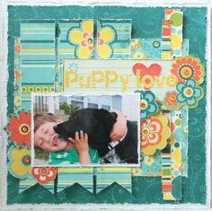 Puppy Love - Scrapbook.com