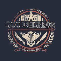 Goodneighbor by lolliegag