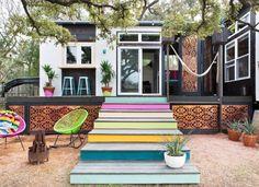 50-Ideen-für-DIY-Gartendeko-und-kreative-Gartengestaltung mit farbe