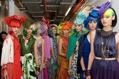 Perth Fashion Festival 2012 Launch