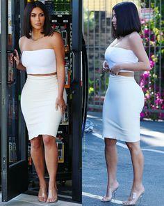 Kim Kardashian Bikini, Estilo Kardashian, Kardashian Style, Kardashian Jenner, Kourtney Kardashian, New Look Fashion, Femmes Les Plus Sexy, Look At You, Fashion Outfits