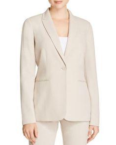 CALVIN KLEIN Button Jacket. #calvinklein #cloth #jacket