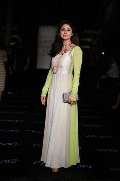 Urmila at the Opening show by Manish Malhotra at #lakmefashionweek 2014