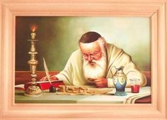 Image Jew counting money on LUCK