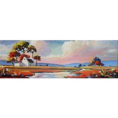 ANTON GERICKE, LANDSCAPE, ALICE ART GALLERY Anton, Art Gallery, Alice, Landscape, Artist, Painting, Art Museum, Scenery, Artists