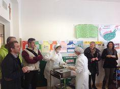 La Commissione Mensa in visita alla scuola per l'infanzia Fonte D'Olmo