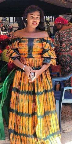 Serra African Maxi Dresses, Latest African Fashion Dresses, African Dresses For Women, African Attire, African Wear, African Women, African Inspired Fashion, African Print Fashion, Africa Fashion